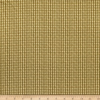 Benartex Rustic Fall Fall Gingham Leaf