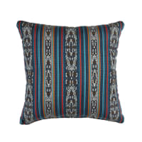 "Sunbrella Artistry Indoor/Outdoor Pillow 16"" x 16"" Indigo"