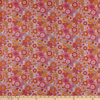 Lewis & Irene Flower Child Far Out Floral Pinks