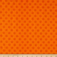 Maywood Studio Spellcaster's Garden Single Button Orange