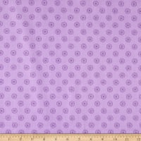 Maywood Studio Spellcaster's Garden Single Button Purple