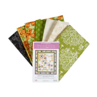 Maywood Studio Spellcaster's Garden Quilt Kit Multi