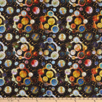 In The Beginning Fabrics Cosmos By Jason Yenter Universe Multi