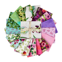 Clothworks Radiance Fat Quarter Pack 11 Pcs Multi