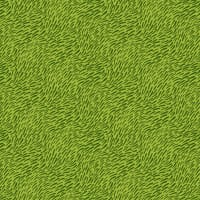 Clothworks Forest Babes Geometric Dark Lime