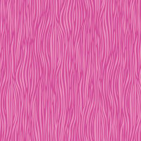 Clothworks Forest Babes Stripe Light Raspberry
