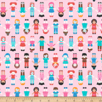 Sew Kind World Children Pink