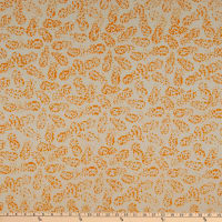 Batik By Mirah Calendula Pineapples Cloudberry