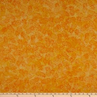 Batik By Mirah Orange Flame Pineapples Cloudberry