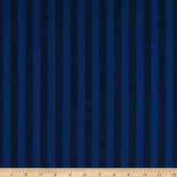 Kaffe Fassett Shot Cotton Stripe Midnight