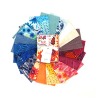 FreeSpirit Kismet Kismet Fat Quarter 19 pcs Multi