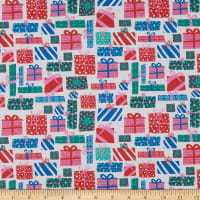 Paintbrush Studios Flamingo Christmas Presents Multi