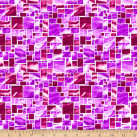 Aziza Tiles Purple