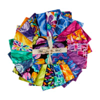 Aziza Fat Quarter Bundle 19 pcs Multi