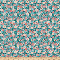 Liberty of London Winterbourne Primula Posey C