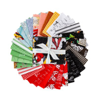 Riley Blake Snow Sweet Fat Quarter Bundle, 32 Pcs.