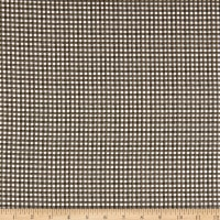Riley Blake Designs Snow Sweet Painted Gingham Charcoal