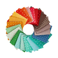 Riley Blake Prim Fat Quarter Bundle 42 Pcs Multi