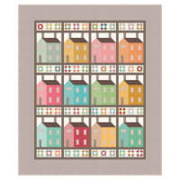 "Riley Blake Designs Prim Village Boxed 57"" x 68"" Quilt Kit"