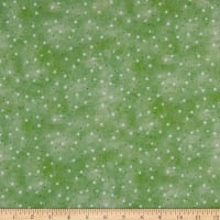 Michael Miller Fabrics The Pixie Collection Delicate Dandelions Kiwi
