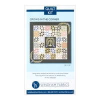Windham Fabrics Crows In The Corner Quilt Kit Annie