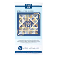 Windham Fabrics Crows In The Corner Quilt Kit Cunning