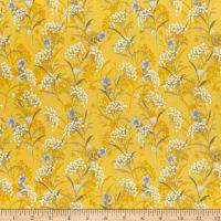 Whistler Studios Marguerite Button Flower Goldenrod