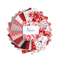 Windham Scarlett Fat Quarter Bundle 20pcs Multi