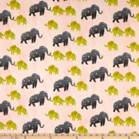 Whistler Studios Wish Starry Elephants Millenial Pink