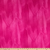 Whistler Studios Wish Textured Solid Hot Pink