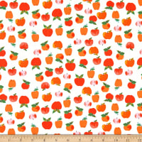 Windham Fabrics Heather Ross 20th Anniversary Apples Red