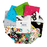 Windham Fabrics Fiesta Fat Quarter Bundle 8 Pcs Multi