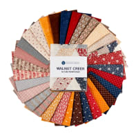 Windham Fabrics Walnut Creek Fat Quarter Bundle 31pcs Multi