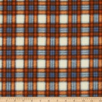 Whistler Studios Dad Plaids Flannel Alexander Cream