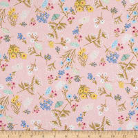 Windham Fabrics Meadow Whispers Whisper Blush