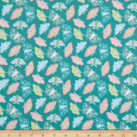 Windham Fabrics Meadow Whispers Moths Peacock