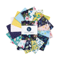 Windham Fabrics Meadow Whispers Fat Quarter Bundle 16pcs Multi