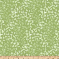 QT Fabrics Garden Journal Leaf Vine Moss