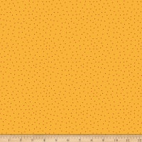 QT Fabrics Steampunk Halloween Dot Gold