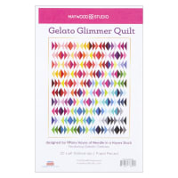Maywood Studio Gelato Ombre Quilt Kit Multi