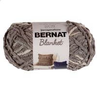 Bernat Blanket Yarn (150g/5.3 oz) Silver Steel