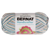 Bernat Handicrafter Cotton Ombres Yarn (340G/12 OZ), By the Sea