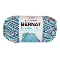 Bernat Handicrafter Cotton Ombres Yarn (340G/12 OZ), Crown Jewels