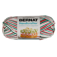 Bernat Handicrafter Cotton Ombres Yarn (340G/12 OZ), Mistletoe