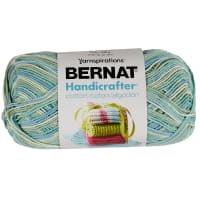 Bernat Handicrafter Cotton Ombres Yarn (340G/12 OZ), Waterfront