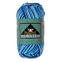 Phentex Worsted Ombres Yarn, Got The Blues