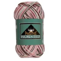 Phentex Worsted Ombres Yarn, Romance Ombre