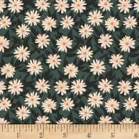 Art Gallery Her & History Lila's Pressed Flowers Peach/Green/White