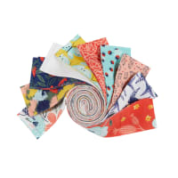"3 Wishes Madison 2.5"" Strips 20Pcs Multi"