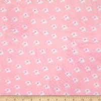 E.Z. Fabric Exclusive Minky Blossom Pink